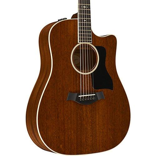 Taylor 500 Series 2015 520ce Dreadnought Acoustic-Electric Guitar-thumbnail