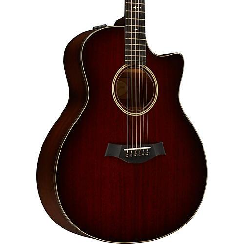Taylor 500 Series 2016 526ce Grand Symphony Acoustic-Electric Guitar-thumbnail