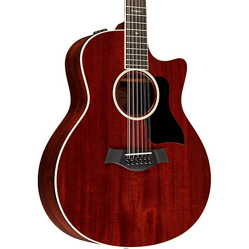 Taylor 500 Series 566ce Grand Symphony 12-String Acoustic-Electric Guitar-thumbnail