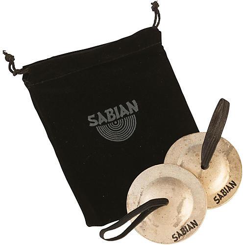 Sabian 50102 Heavy Finger Cymbals-thumbnail
