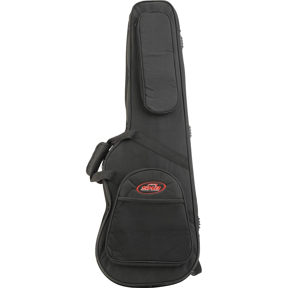 skb universal shaped electric guitar soft case ebay. Black Bedroom Furniture Sets. Home Design Ideas