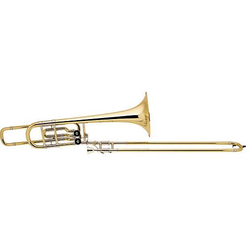 Bach 50B2O Stradivarius Series Bass Trombone-thumbnail