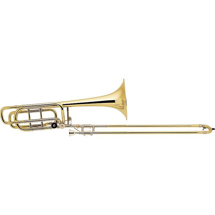 Bach50B3 Stradivarius Series Bass Trombone50B3O 9.5-inch Yellow Bell