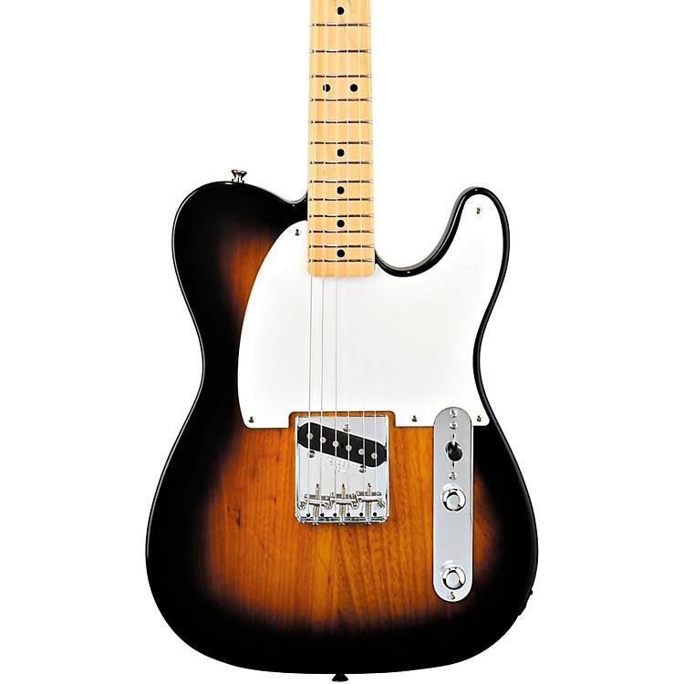 Fender'50s Esquire Electric Guitar2-Color SunburstMaple Fretboard