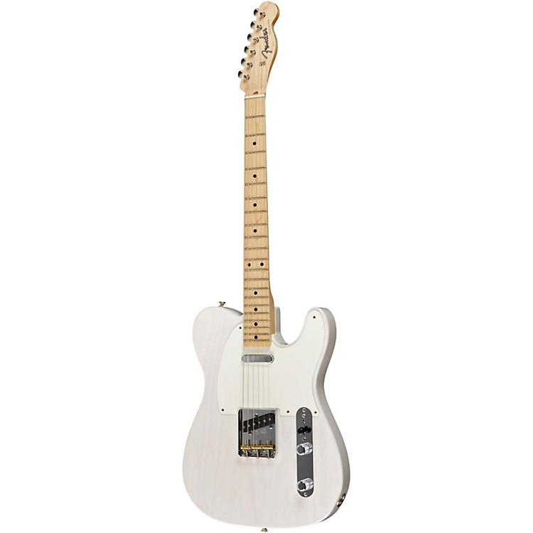 Fender Custom Shop '50s Telecaster with Reverse Bridge Pickup Masterbuilt by Paul Waller Electric Guitar