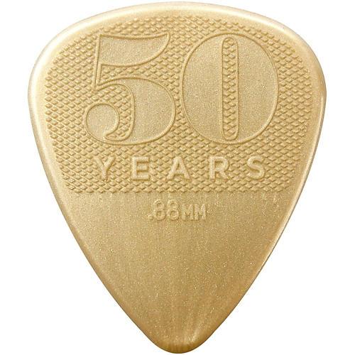 Dunlop 50th Anniversary Nylon Pick, .88mm (12-Pack)