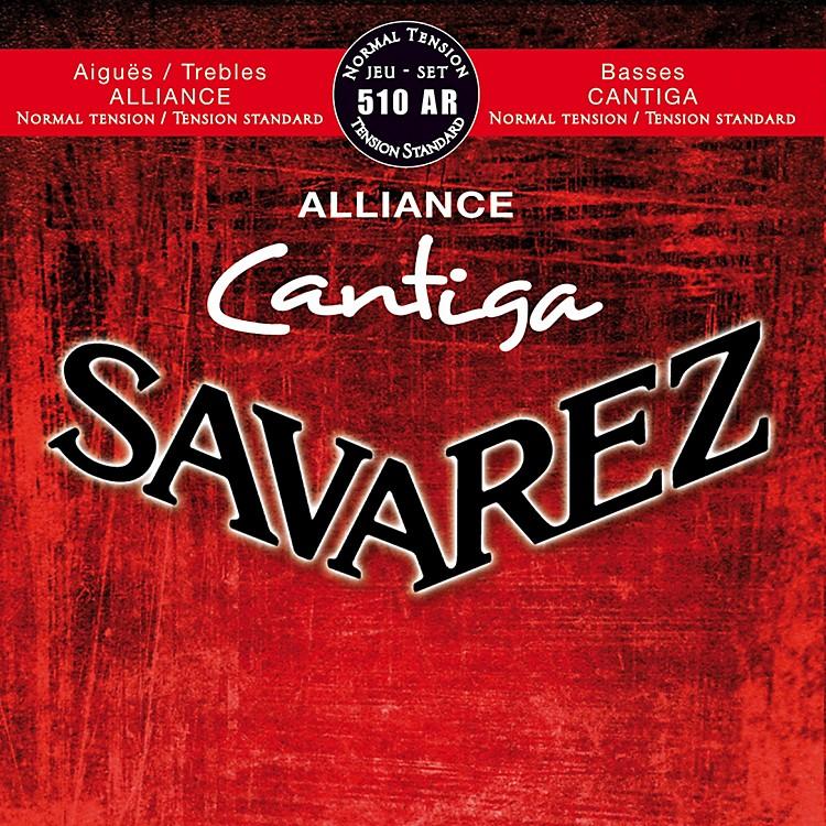 Savarez510AR Alliance Cantiga Normal Tension Guitar Strings