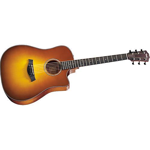 Taylor 510ce Dreadnought Cutaway Acoustic-Electric Guitar (2011 Model)-thumbnail