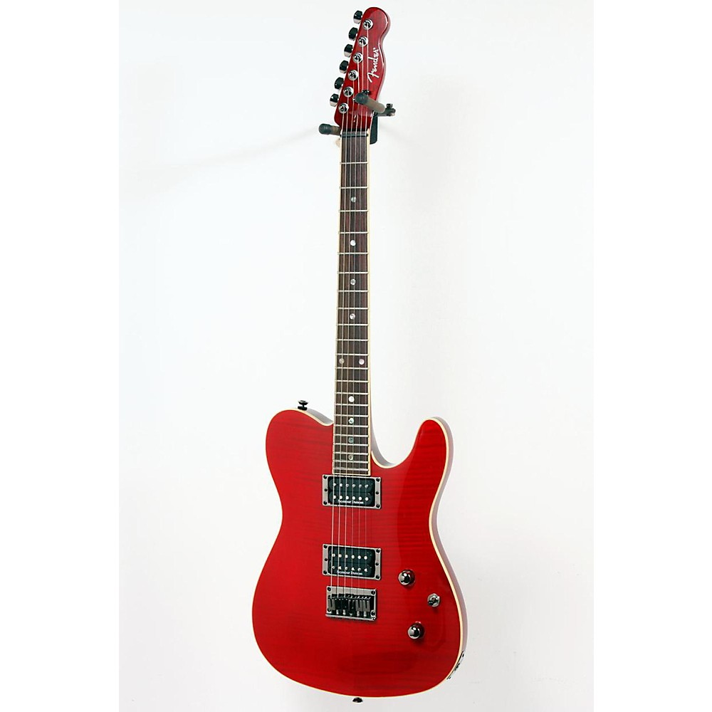 Fender Special Edition Custom Telecaster Fmt Hh Crimson