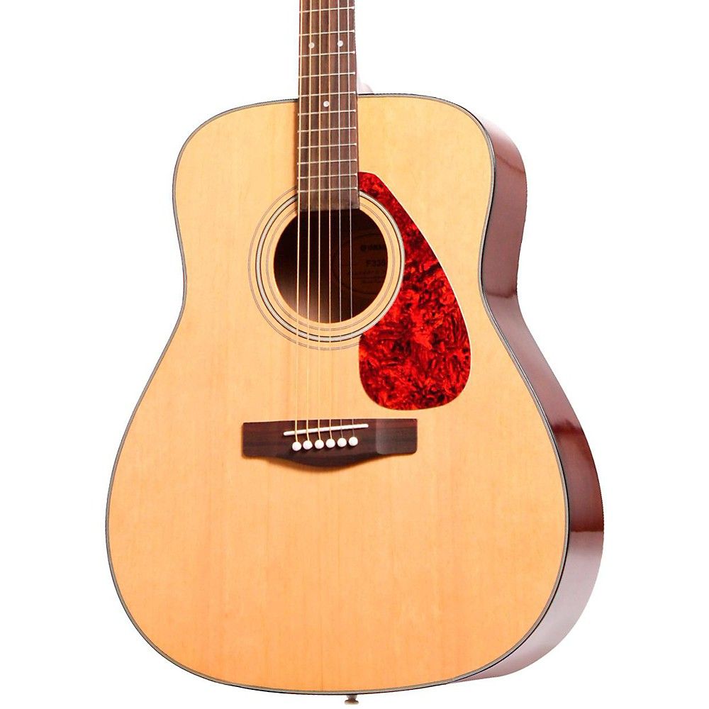 Yamaha F335 Acoustic Guitar Natural | eBay
