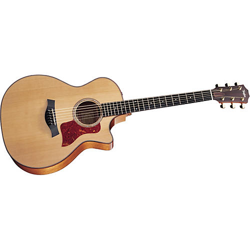 Taylor 514-CE Grand Auditorium Cutaway Acoustic-Electric Guitar (2011 Model)