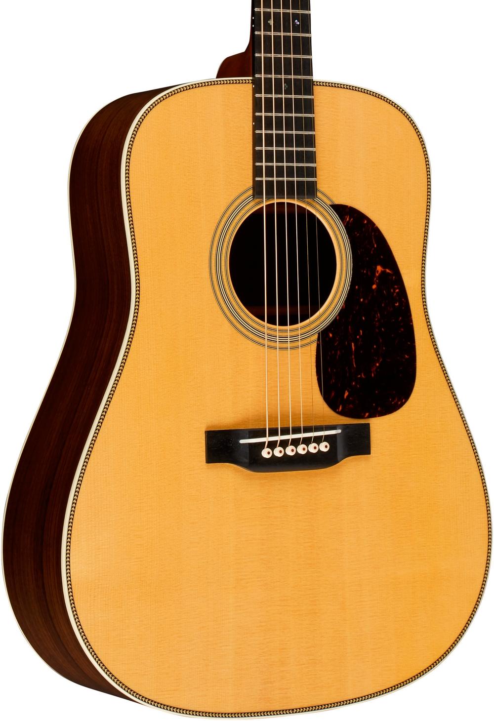 martin vintage series hd 28v dreadnought acoustic guitar ebay. Black Bedroom Furniture Sets. Home Design Ideas