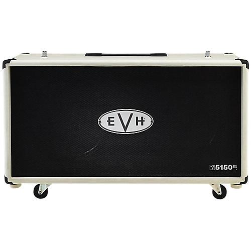 EVH 5150 212ST 2x12 Guitar Speaker Cabinet Ivory