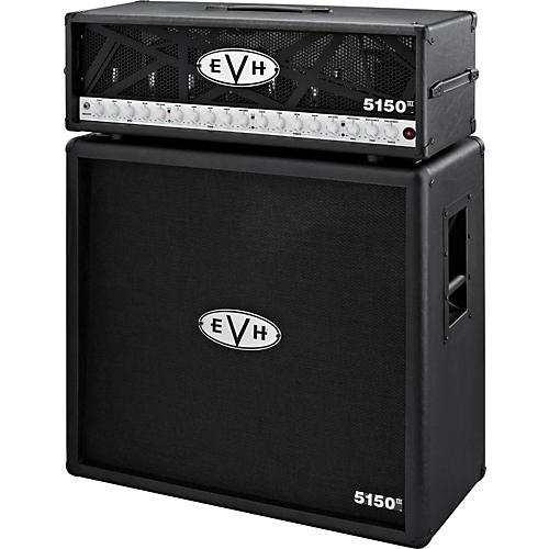 Evh 5150 Iiis : evh 5150 iii 100w guitar tube head black with 5150 iii 412 guitar cab black musician 39 s friend ~ Vivirlamusica.com Haus und Dekorationen