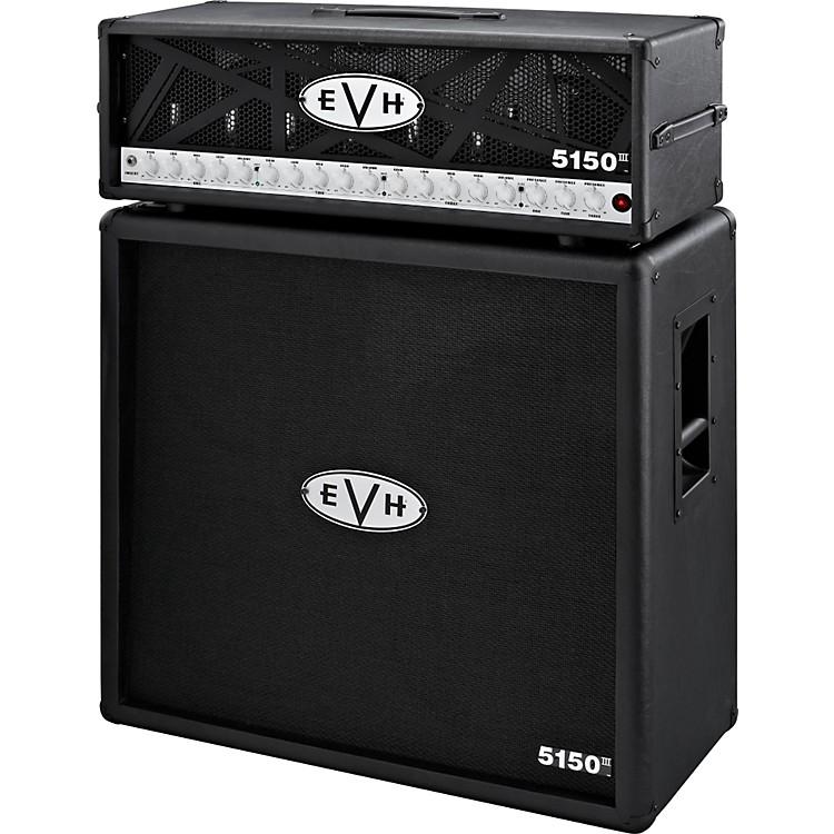 EVH5150 III HD and 4x12 Half StackBlack