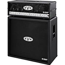 EVH 5150 III Head and 4x12 Half Stack Black
