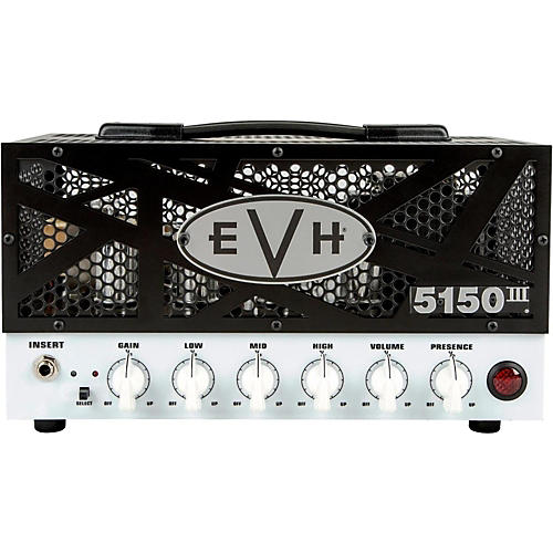EVH 5150III 15W Lunchbox Tube Guitar Amp Head-thumbnail