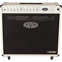 EVH 5150III 2x12 50W Tube Guitar Combo Amplifier Level 1 Ivory