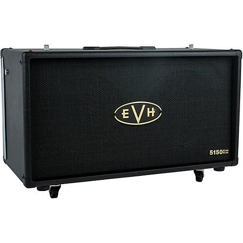 evh 5150iii el34 212st 50w 2x12 guitar speaker cabinet black musician 39 s friend. Black Bedroom Furniture Sets. Home Design Ideas