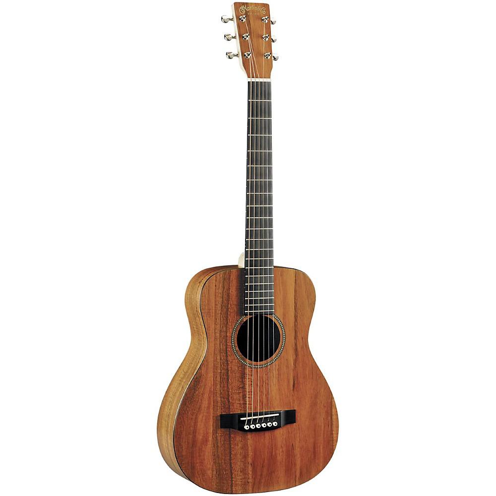 martin x series lx little martin acoustic guitar koa 729789375771 ebay. Black Bedroom Furniture Sets. Home Design Ideas