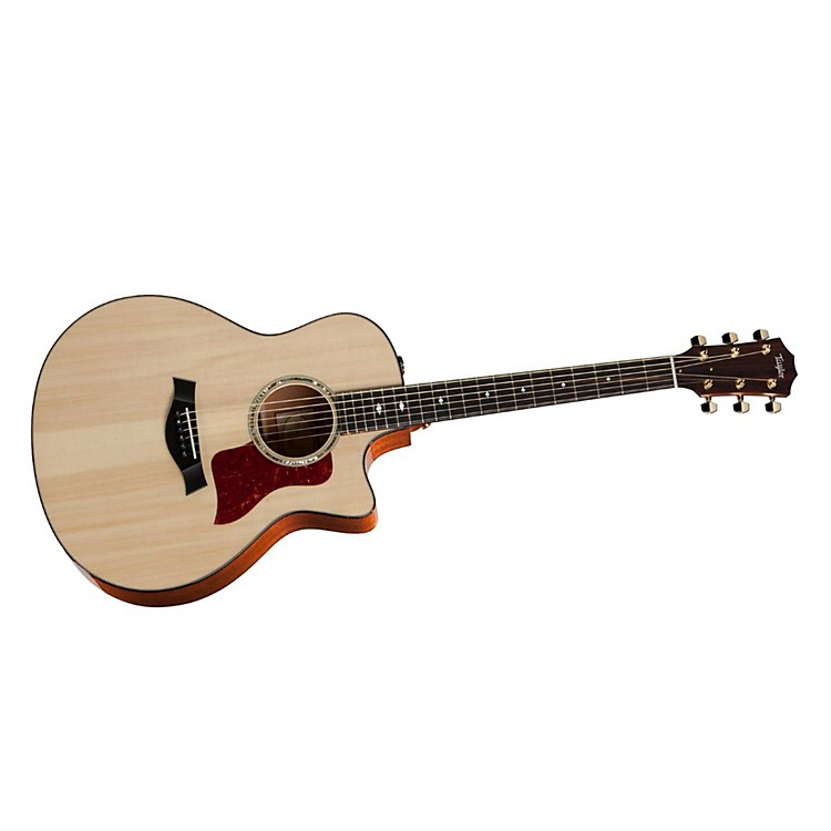 Taylor516ce Mahogany/Spruce Grand Symphony Acoustic-Electric Guitar