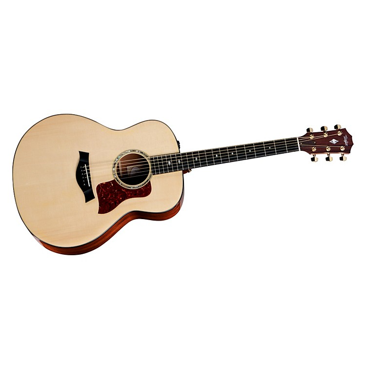 Taylor518e Grand Orchestra Acoustic-Electric Guitar