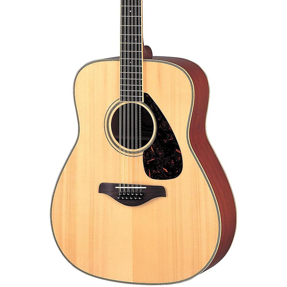 yamaha fg720s 12 string acoustic guitar natural. Black Bedroom Furniture Sets. Home Design Ideas