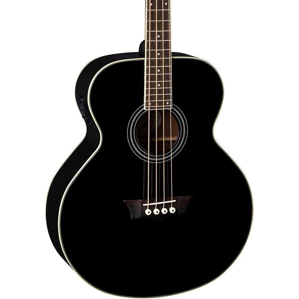 dean eab acoustic electric bass guitar ebay. Black Bedroom Furniture Sets. Home Design Ideas