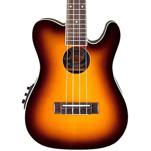 fender 39 52 concert acoustic electric ukulele musician 39 s friend. Black Bedroom Furniture Sets. Home Design Ideas