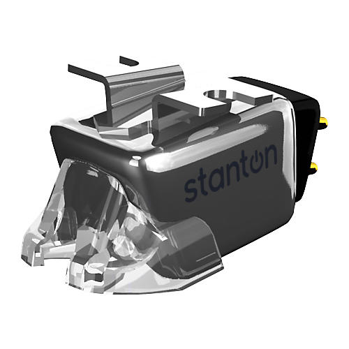 Stanton 520.V3 H4 - Twin Turntablist Cartridge - Twin Pack on Headshells