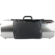 Bam 5202XL Hightech Compact Adjustable Viola Case with Pocket Tweed