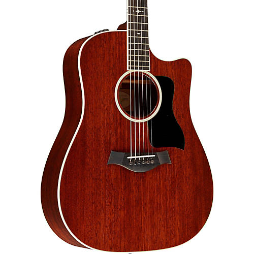 Taylor 520ce Dreadnought Cutaway ES2 Acoustic-Electric Guitar Medium Brown Stain