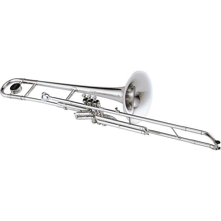 Jupiter528 Series Valve Trombone528S Silver - Yellow Brass Bell