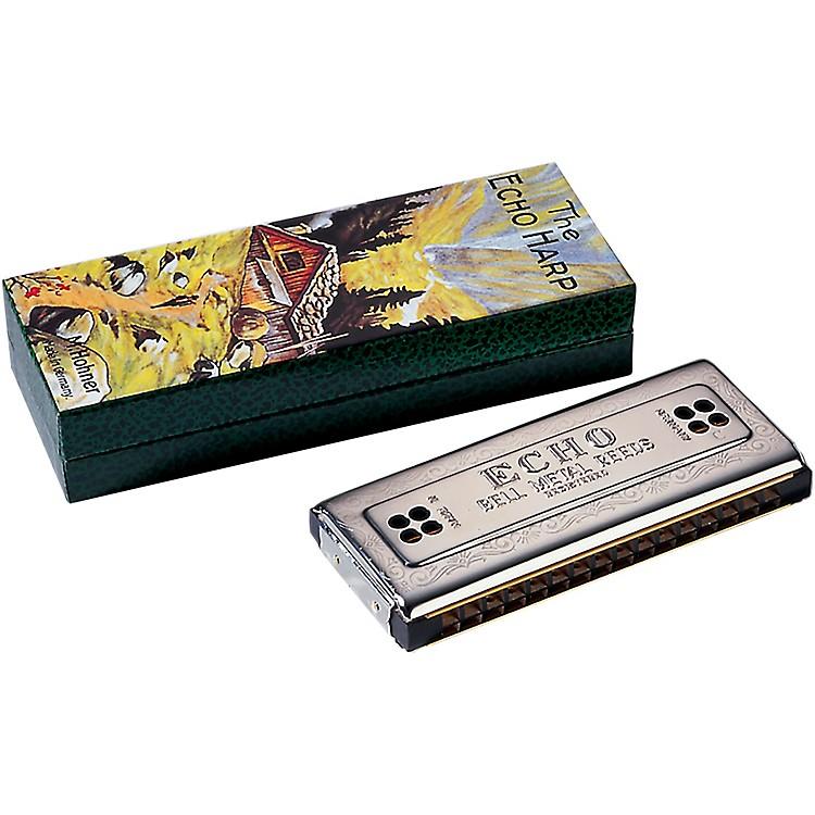 Hohner54/64 Echo Harmonica