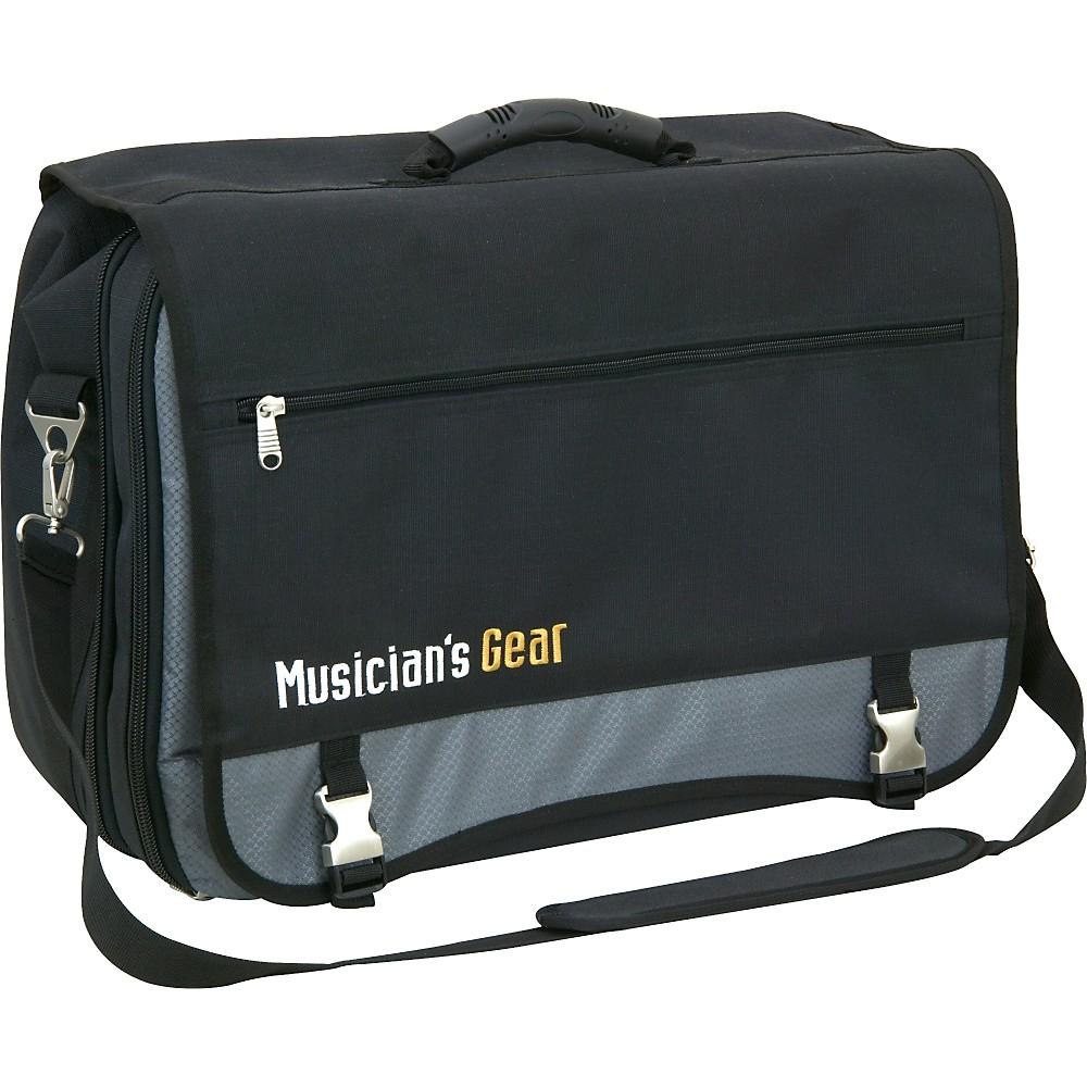musician 39 s gear professional music gear bag ebay. Black Bedroom Furniture Sets. Home Design Ideas
