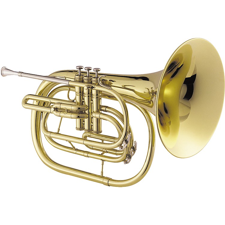 Jupiter550 Series Marching Bb French Horn550L Lacquer