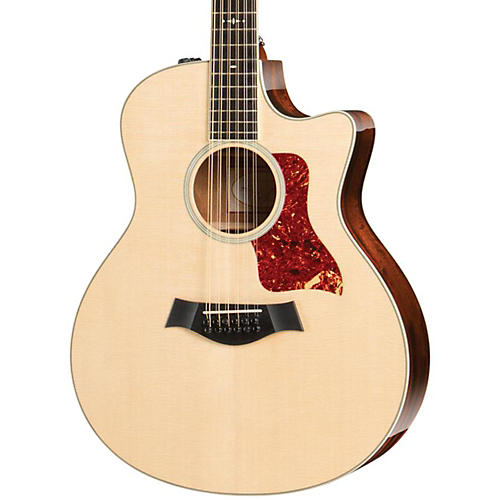 Taylor 556ce Grand Symphony 12-String Cutaway ES2 Acoustic-Electric Guitar Medium Brown Stain