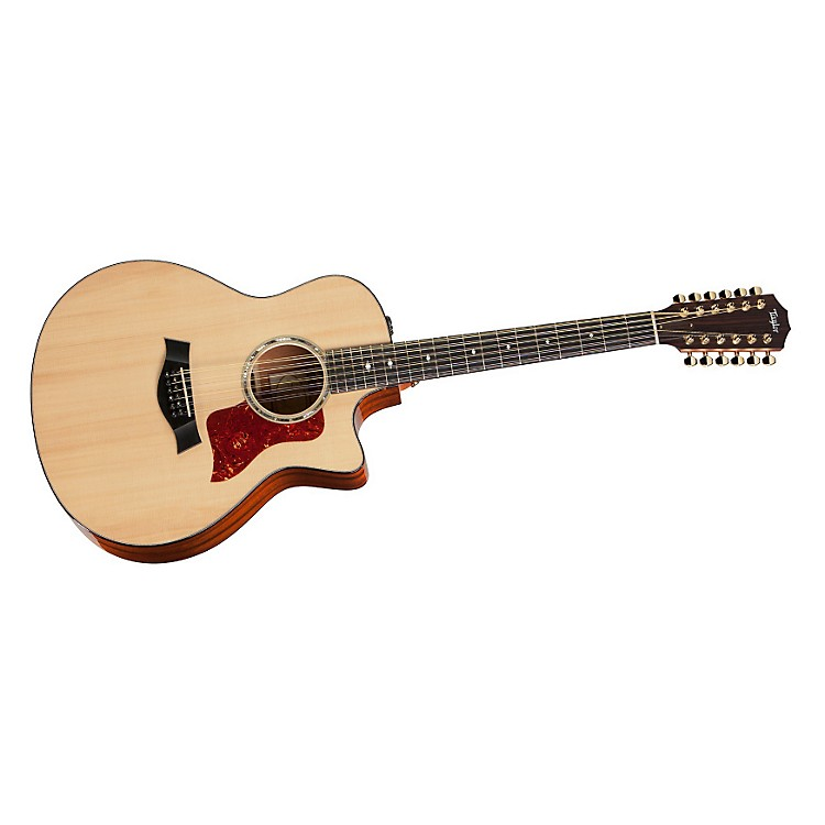 Taylor556ce Mahogany/Spruce Grand Symphony 12-String Acoustic-Electric Guitar