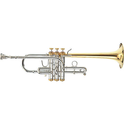 Stomvi 5581 Master Series Eb / D Trumpet