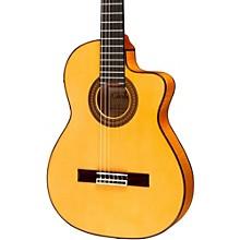 Open BoxCordoba 55FCE Thinbody Acoustic-Electric Nylon String Flamenco Guitar