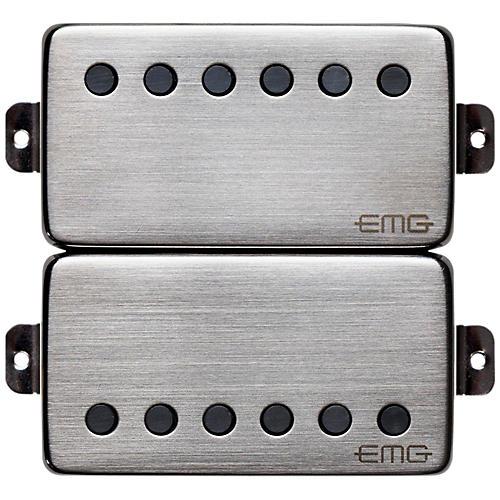 EMG 57/66 Set Brushed Chrome