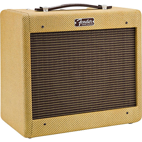 Fender 57 Champ Custom 5W 1x8 Tube Guitar Combo Amp-thumbnail