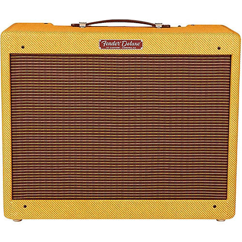 Fender '57 Custom Deluxe 12W 1x12 Tube Guitar Amp-thumbnail