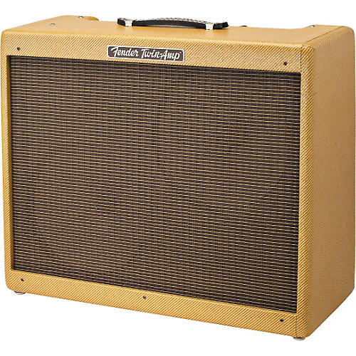 Fender '57 Twin-Amp Combo Guitar Amplifier-thumbnail