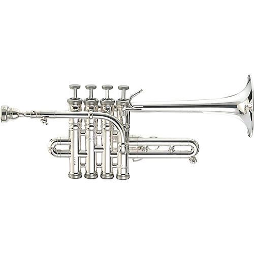 Stomvi 5715 Mahler Titanium Bb / A Piccolo Trumpet