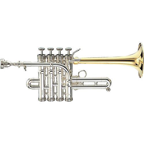 Stomvi 5783 Master Titanium Series Bb / A Piccolo Trumpet