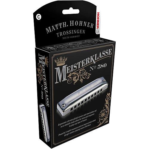 Hohner 580 Meisterklasse Harmonica