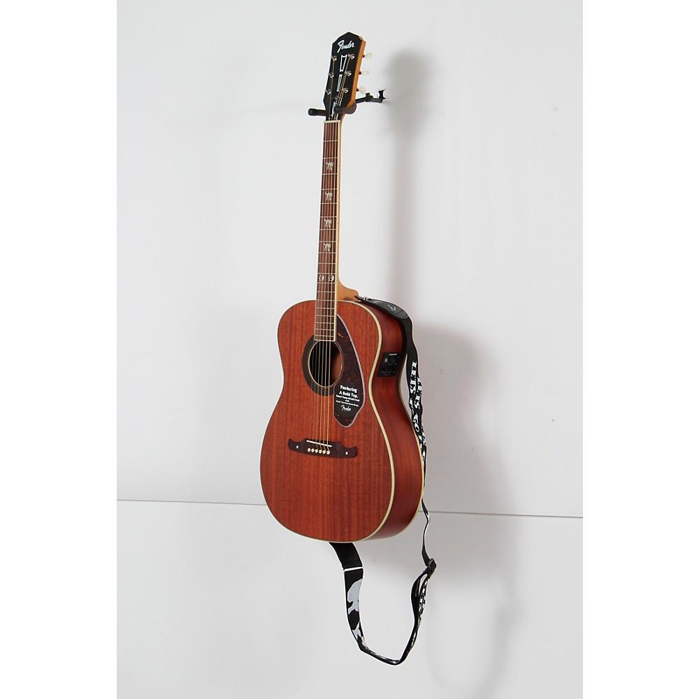 fender tim armstrong hellcat left handed acoustic electric guitar natural ebay. Black Bedroom Furniture Sets. Home Design Ideas