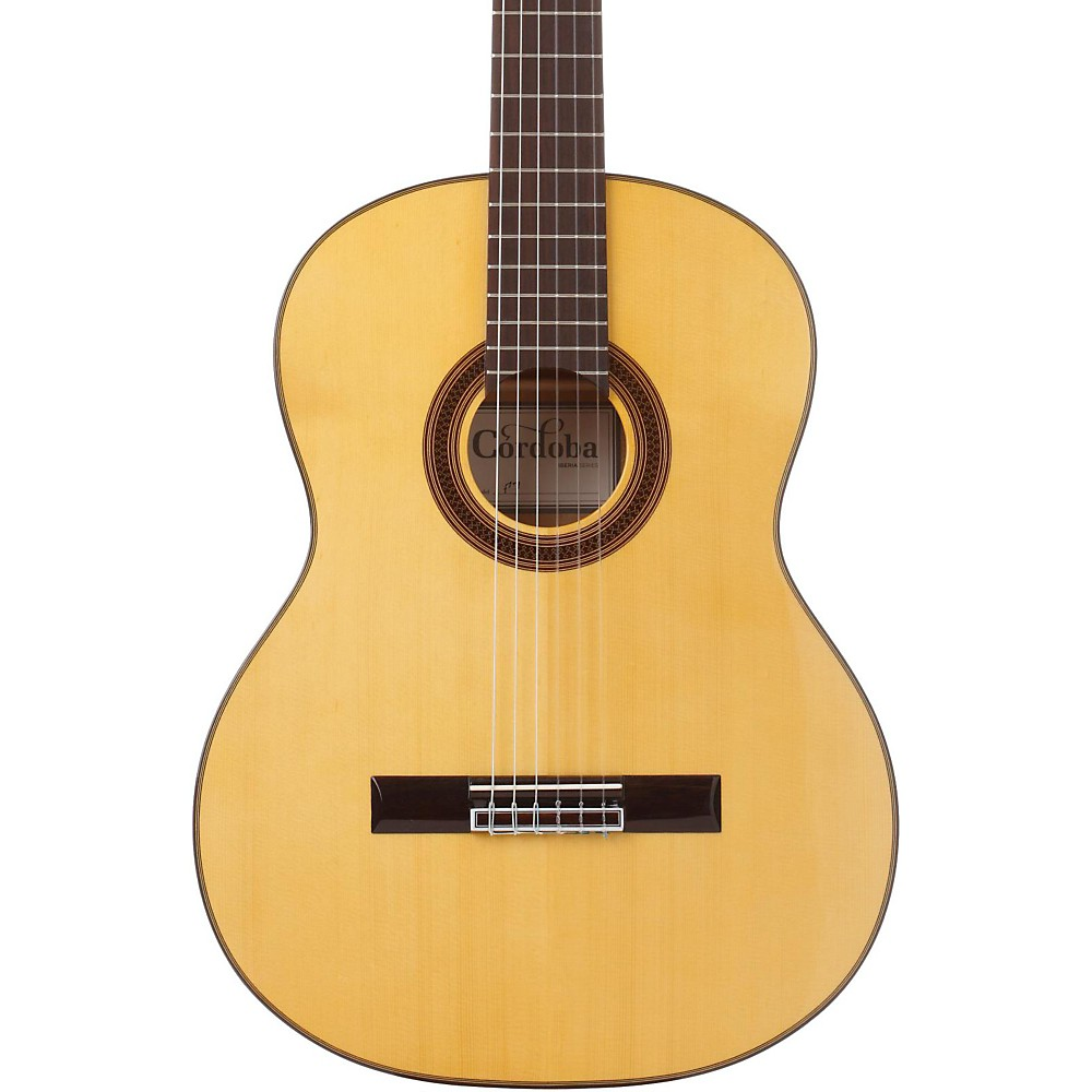 Details about Cordoba F7 Acoustic Nylon String Flamenco Guitar Natural