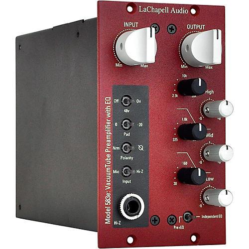 LaChapell Audio 583E 500 Series Tube Pre w/EQ